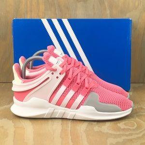 NEW adidas EQT Support ADV J Pink White